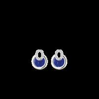 Prívesky na náušnice TI SENTO s modrým kameňom 9206BL